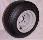 Rear wheel assy.
